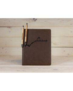 Schreibmappe Din A5 Set mit zwei Kugelschreibern