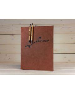 Schreibmappe Din A4 Set mit zwei Kugelschreibern