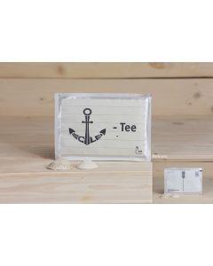 Schlei Tee-Postkarten