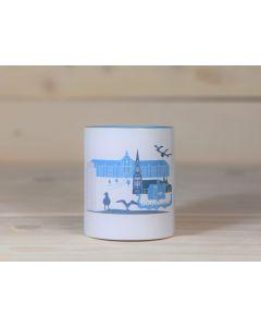 Tasse ''Schleswig'' blau